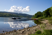 Loch Awe shoreside